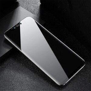 Image 5 - Dla Xiao mi 8 szkło hartowane mofi do xiaomi mi 8 Lite szkło filmowe mi 8 pro pełna osłona ekranu czarny 2 sztuk