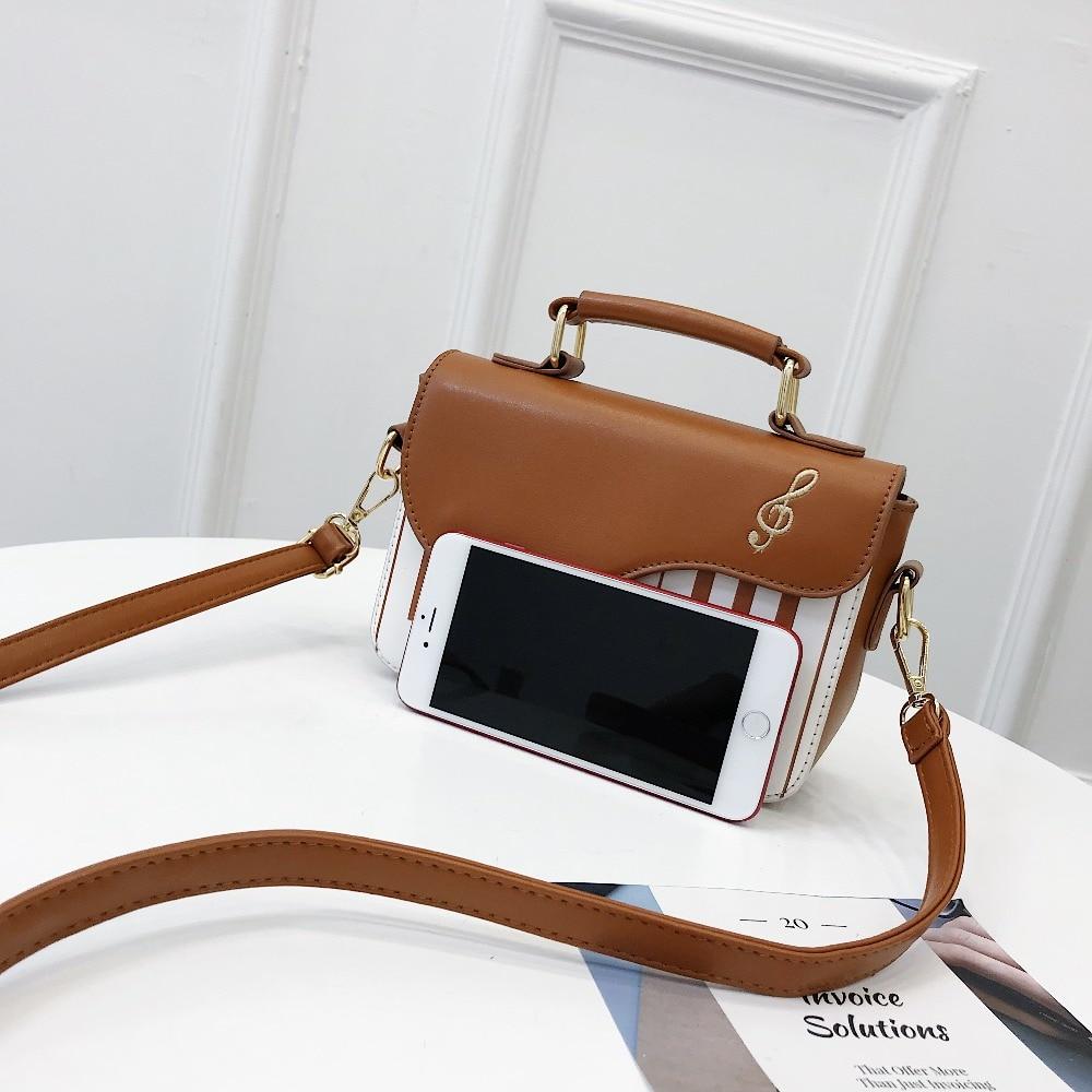 Piano New Fashion Women Shoulder Bag 4