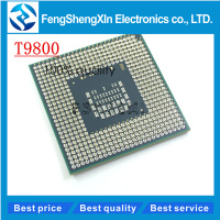 CPU Laptop Core 2 Duo T9800 CPU 6M Cache 2 93GHz 1066 Dual Core Socket 479