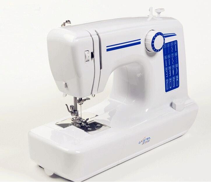 Multifonctionnel 16 points Portable ménage Mini Machine à coudre électrique Machine à coudre