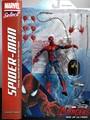 "7 ""18 CM de Moda de Nova Marvel The Amazing Spiderman PVC Action Figure Model Collection Toy Presentes de Natal Para Crianças"