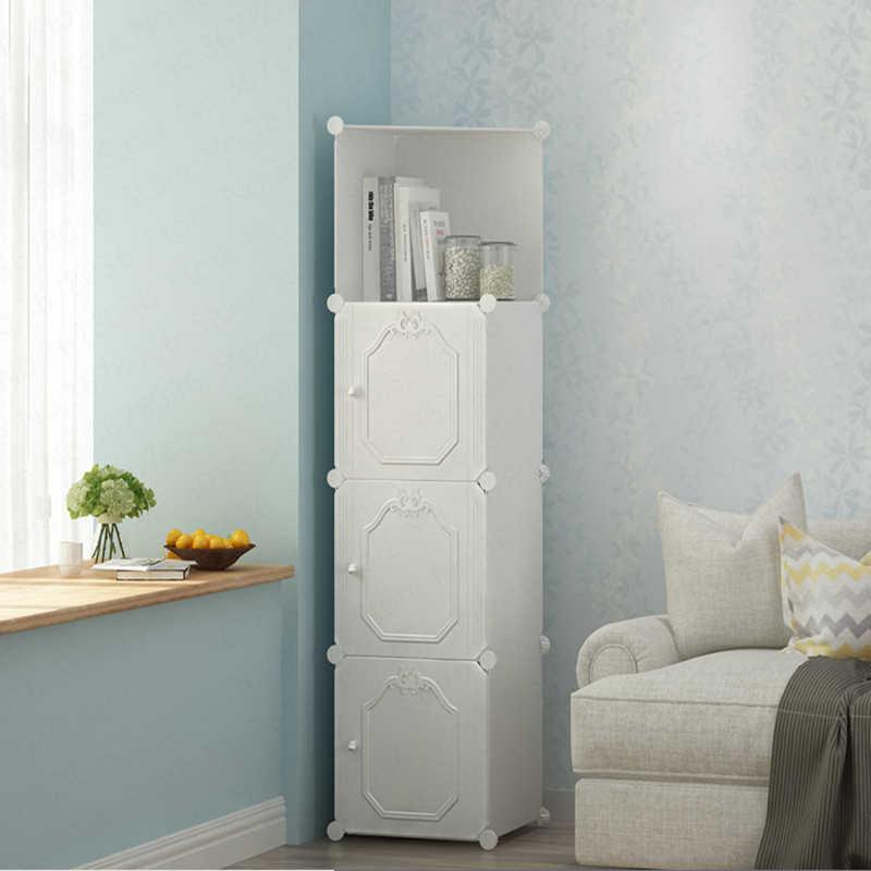 Triangle Cabinet Corner Multi function Rack Resin Plastic ...