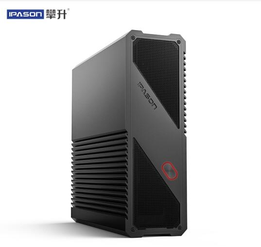 IPASON Gaming Mini PC 8th Gen Intel i3 8100 8GB DDR4 1T 120G SSD Cheap Mini PC For Windows10