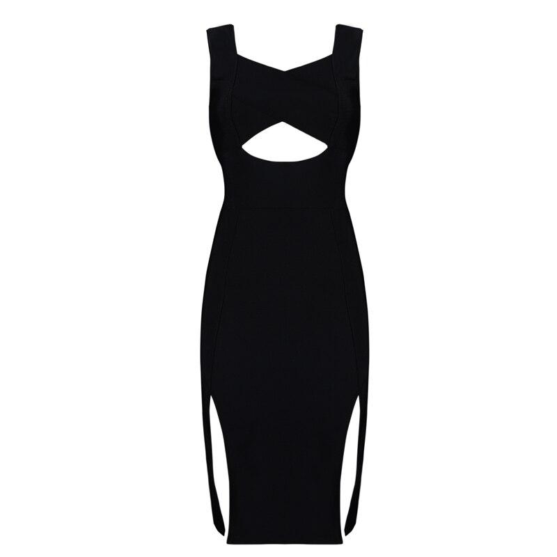 Nuevo De Vestidos Vestido Gosexy En Club Black cuello Elegantes Hueco Fiesta Dress Moda V 2019 Sexy 0dTxOqYT