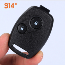 2/3 Button Car Remote Control Key Shell Suit For Old Honda Seven Or Eight Generation Accord / Fit Odyssey Civic Feng Fan