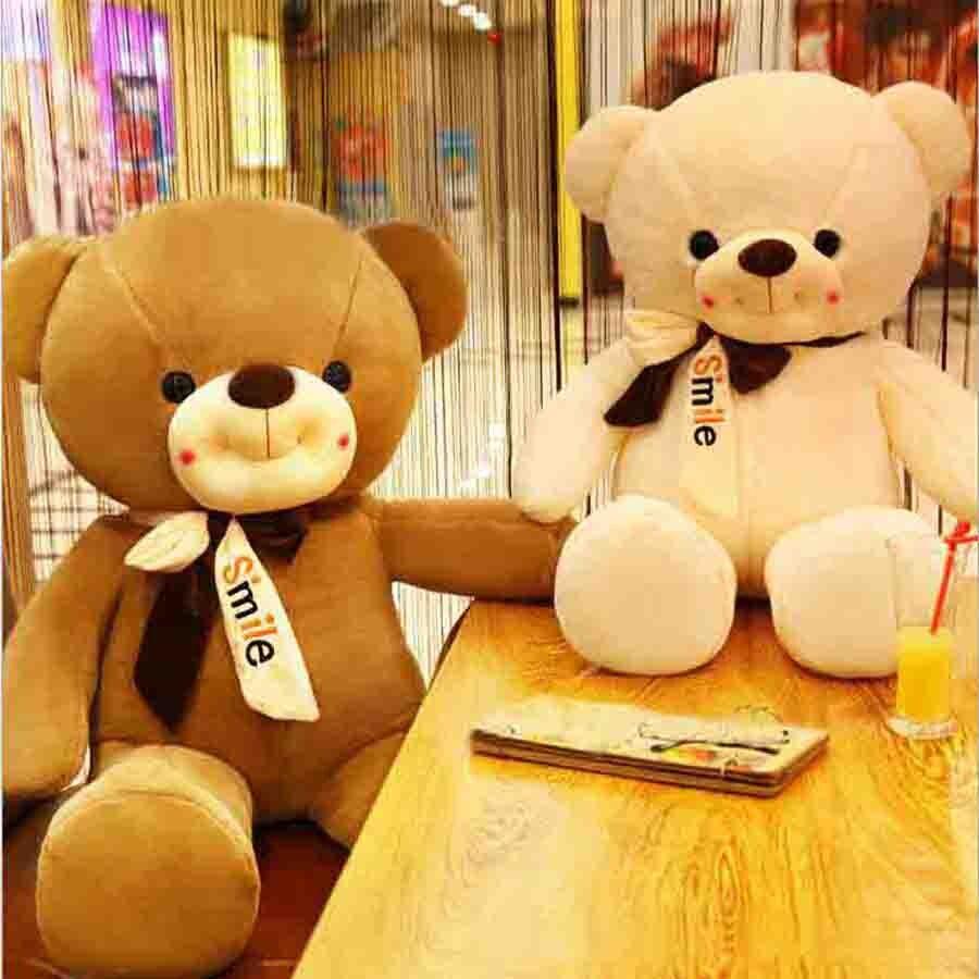 4 farben Plüsch Großer Teddybär Spielzeug Plüsch Teddybär Geschenke ...