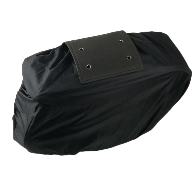 2 Pcs Mptorcycle Bag Waterproof Cover Dust Rain Cover Portable Water Proof 210D Rain Bag Cover ,Z001