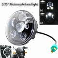 """New Motos Accessories 5 3/4"""" led headlight 5.75 inch headlight motorcycle Projector Daymaker for Harley Road Glide Dyna"""