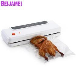 Beijamei High Efficiency Household Food Vacuum Sealer Packaging Machine Electric Film Food Sealers Vacuum Packer
