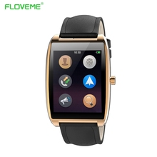 Floveme w5 smart watch schlaf-monitor luxus mode bluetooth schrittzähler smartwatch mtk2502 sport für andriod ios fitness tracker