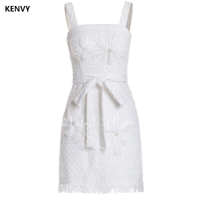 De Mince Mode Kenvy Gland Gamme Sangle Femmes Haut Marque Bretelles Luxe Robe Automne 5x6SwqZBSn