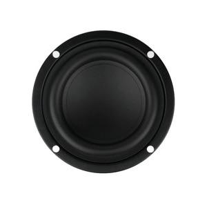 Image 3 - Sounderlink etiquetas de áudio 3 25w, subwoofer, woofer, graves, driver de alto falante cru 4 ohm 8ohm para diy, 1 peça monitor de áudio home theater