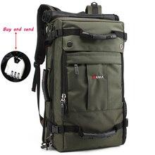 Outdoor Sport climbing mountaineering Backpack Camping Hiking Trekking Rucksack Multi-function Travel outdoor Bag
