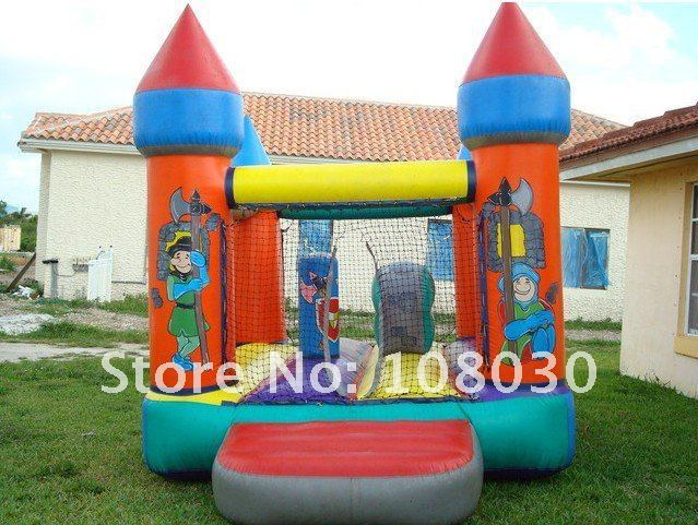 free shipping /size: 10'L-10'W-10'H ft/inflatable jumpers for sale