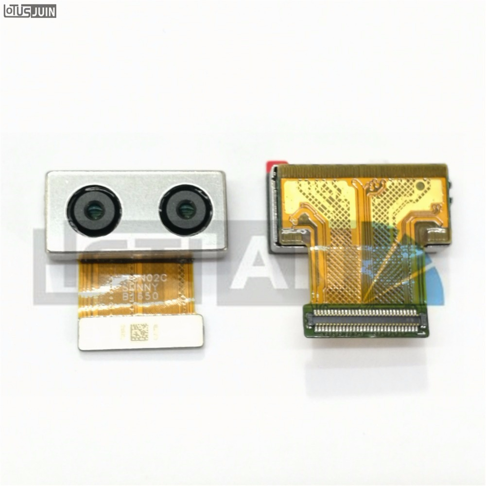 1PCS Tested well For Huawei P10 Back Rear Camera Original NEW Big Main Camera Module Flex Cable Parts