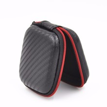 earphones headphone ear pad case bluetooth earphone case Portable Storage Bag Box for kz zst zs10 hdmi cable cr2032 pouch