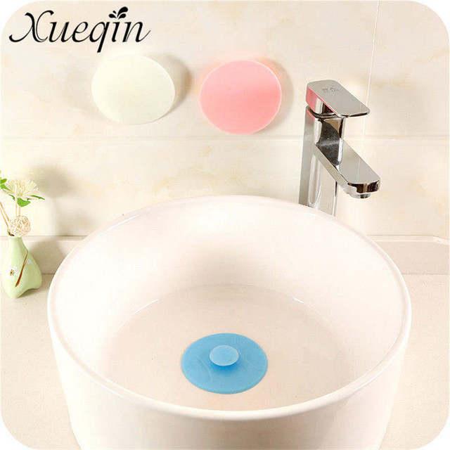 Xueqin Pvc Sinks Water Plug Leakage Proof Lavabo Stopper Basin Laundry Sink Bathtub Circle