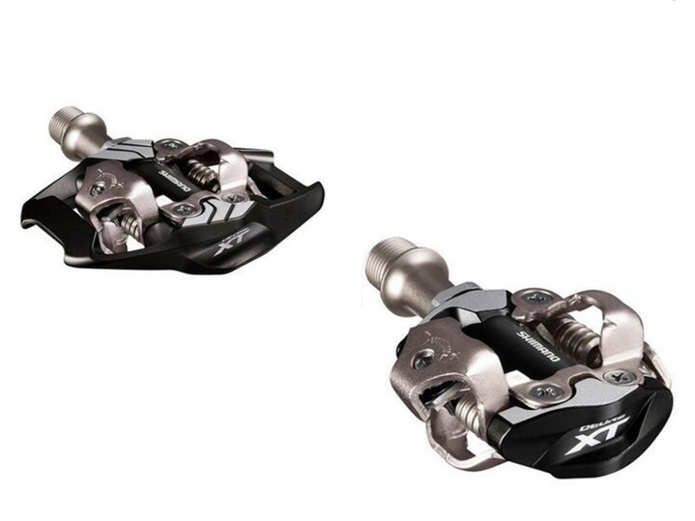 Shimano 2016 NEW <font><b>XT</b></font> PD M8000 <font><b>M8020</b></font> Self-Locking SPD Pedals MTB Components Using for Bicycle Racing Mountain Bike Parts image