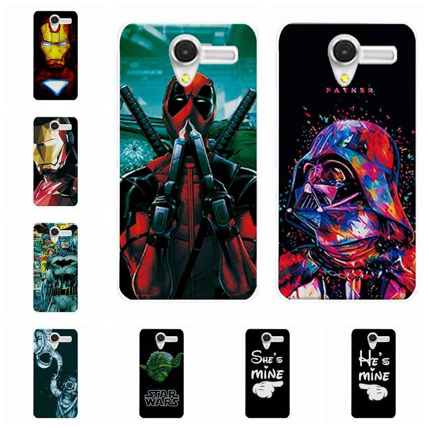 "Charming Fashion Case For Alcatel One Touch Pop 3 Pop3 Soft TPU Phone Cases Fundas For Alcatel 5015D 5015 5.0"" Back Cover Capa"