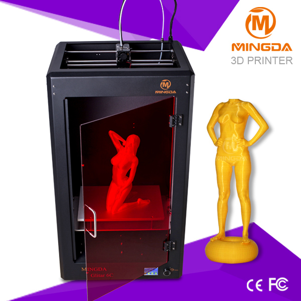 promotion price ! big 3d printer 300*200*600mm , made in china ...