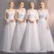 96e3f9ee05 Buy white bridesmaid dresses and get free shipping on AliExpress.com