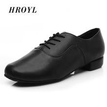 Brand new  Modern Men's Ballroom Tango Latin Dance Shoes Man dance shoes black color