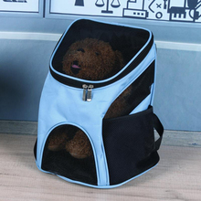 2018 Whole Sale Dog Carrier Fashion Portable Travel Dog Backpack Breat