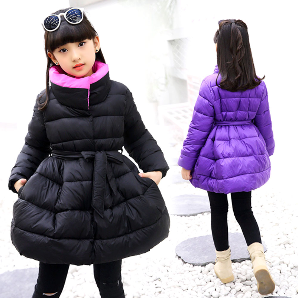 2020 fashion hot girls hooded fur coat woolen zipper jacket pink autumn fall winter 4 5 6 7 8 9 10T years old wholesale clothing