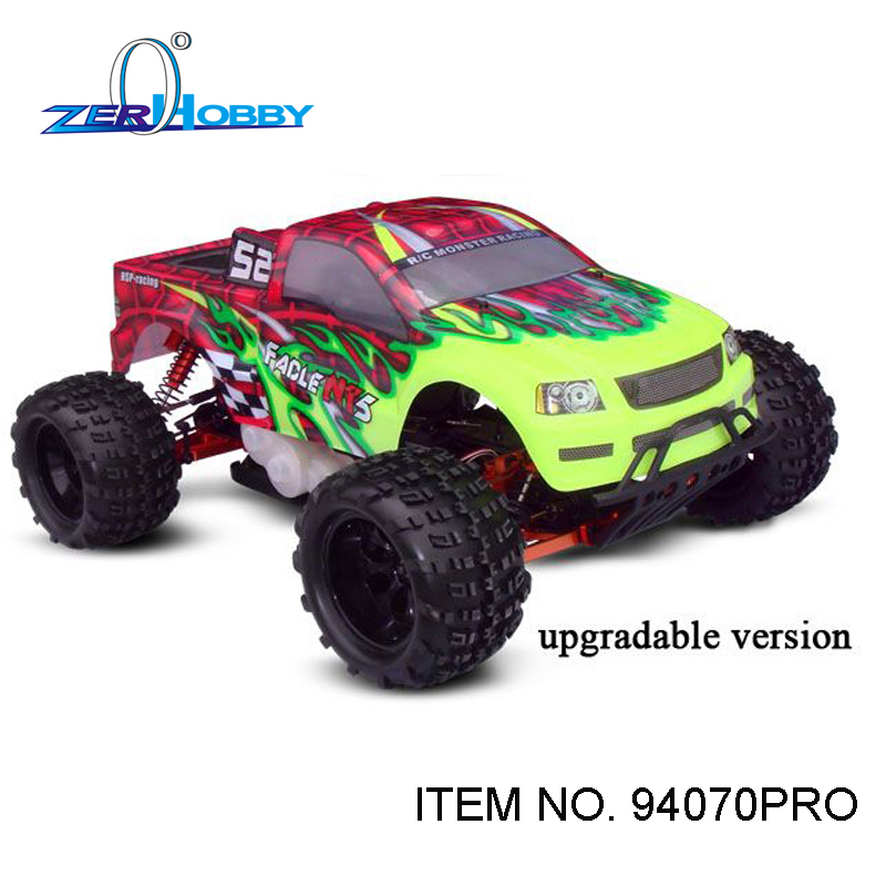RC CAR HSP FACLE NT 5 GAS TRUCK 1/5 SCALE 4X4 OFF ROAD RTR 32CC ENGINE (item no. 94070PRO) hsp bajer 5b 1 5th 2wd rtr 26cc engine gasoline off road buggy 94054