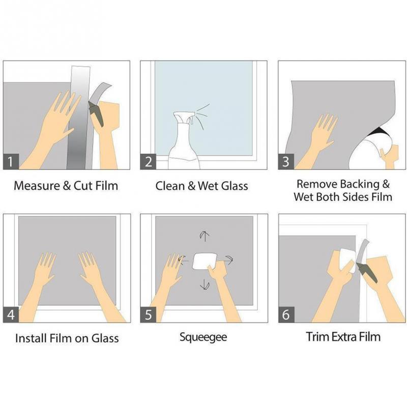 White Window Films 4
