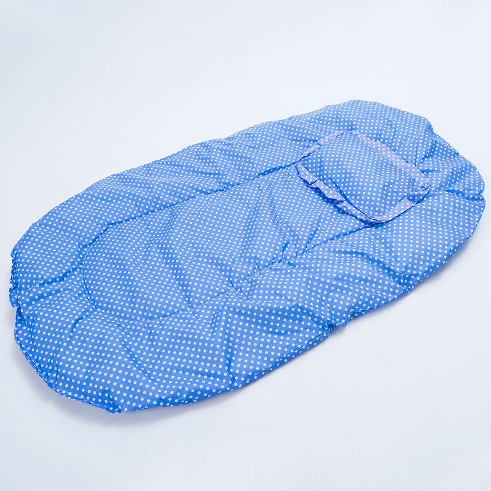 Foldable  Baby Bed Net With Pillow + Net 2pieces Set