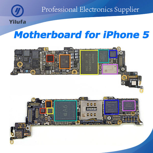 iphone 5 motherboard original mainboard replacement for apple iphone 5 11015