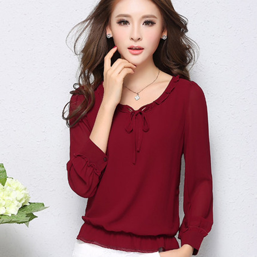 Online Get Cheap Korean Style Blouse -Aliexpress.com | Alibaba Group