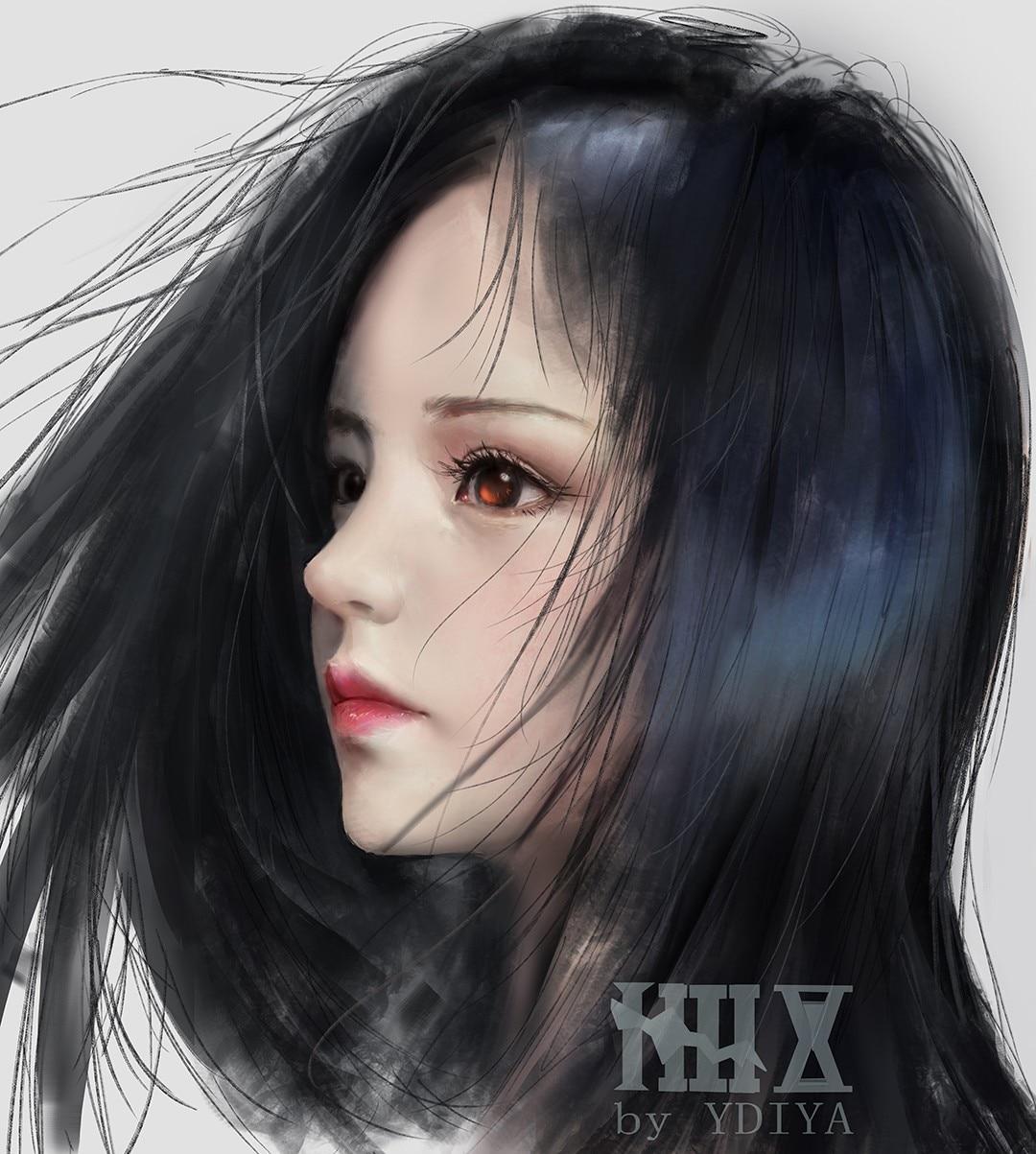 [P站]pixiv官网画师YDIYA id:17862658 同鬼刀风格 第二弹