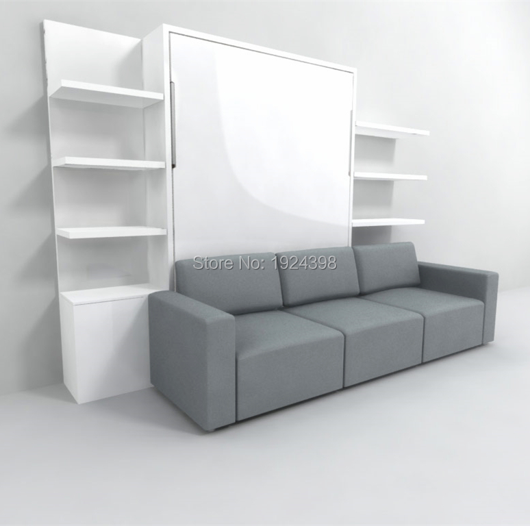 E Saving Sofa Wall Bed Murphy