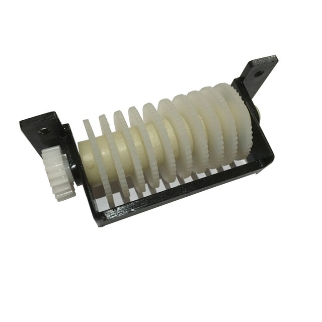 Spare parts for M-1000 Tape cutter dispenser accessories , the Separating Roller Holder Unit 533#