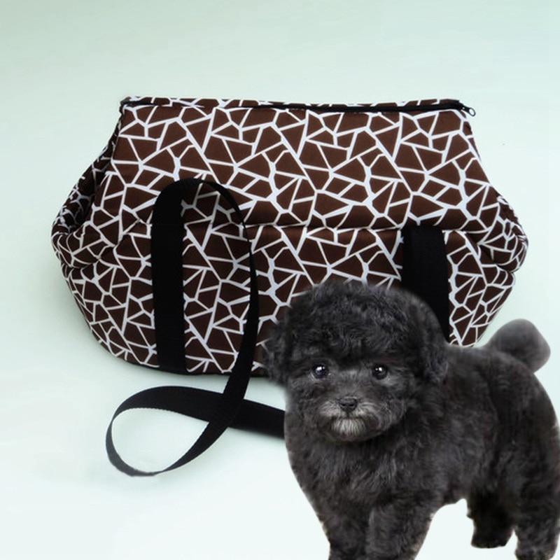 Breathable Dog Carrier for Cat Puppy Dog Bag Comfortable Pet Carrier Travel Bag Shoulder Bag Handbag Dog Kennel Pet Supplies