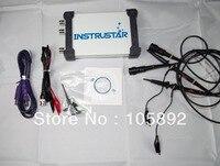 NEW ISD205B 5 IN 1 Multifunctional PC USB Digital Virtual Oscilloscope Spectrum Analyzer Data Recorder DDS