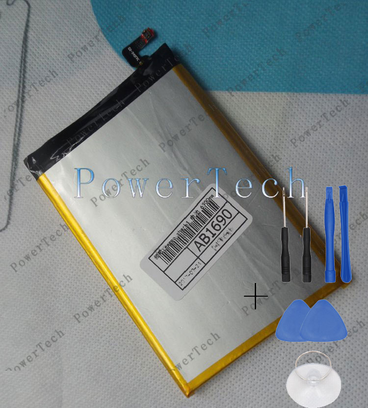 imágenes para Nueva Batería 6300 mAh 100% Nuevo Accesorio de Sustitución de Acumuladores Para leagoo shark 1 Teléfono Celular