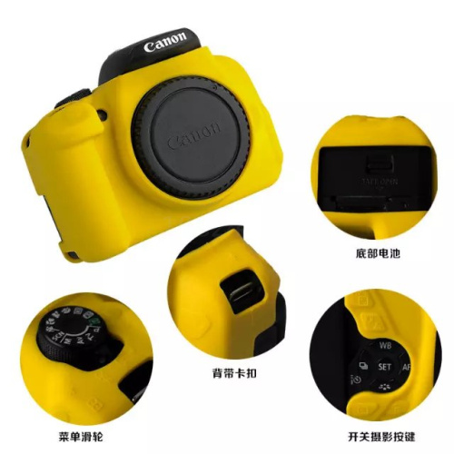 slr câmera corpo protetor caso saco da