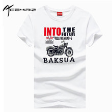 ACEMIRIZ 2017 Mens T-shirts Letras Imprimir T-shirt Na Moda Planta Korte Mouwen Slim 100% Katoen Casual Camisetas HT-225