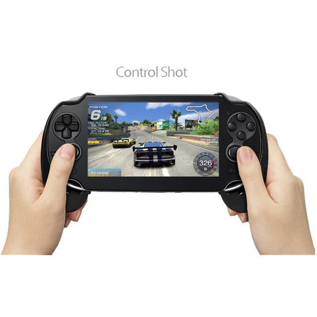 US $5 65 13% OFF|Joypad Stand Case Plastic Gamepad Hand Grip Holder Handle  Stand for PlayStation VITA Controller PS VITA PSV 1000 Console Black-in