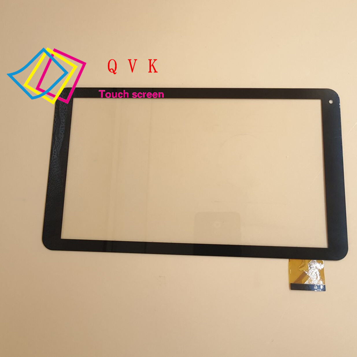 10.1 inch for WOXTER QX 105 QX105 Tablet touch capacitance screen outside UK101016G-01_Fpc V0.1 ZHC-0364B a for carbaystar t805c touch screen display on the outside handwritten screen 10 1 inch tablet capacitance touch screen