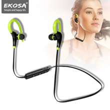 Bluetooth Wireless Headphones Sport Headset Noise Canceling Headphone Gaming Wireless Bluetooth Earphone Ear Hook Headset Gamer  цена и фото