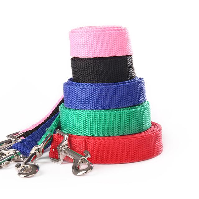Nylon Basic Multicolor Leash