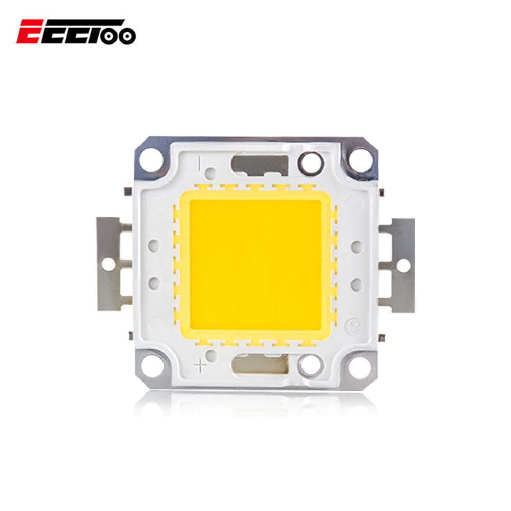 White/Warm White LED Light Matrix COB Integrated Lamp Chip DIY LED Spotlight Floodlights Outdoor High Power 10W 20W 30W 50W 100W