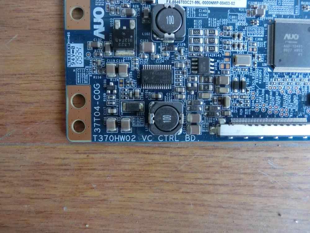 Электронная схема логическая схема доски L46P10FBEG T370HW02 ВК 37T04-COG в наличии T370HW02 ВК 37T04-C0G/COG 32 37 40 46 дюймов