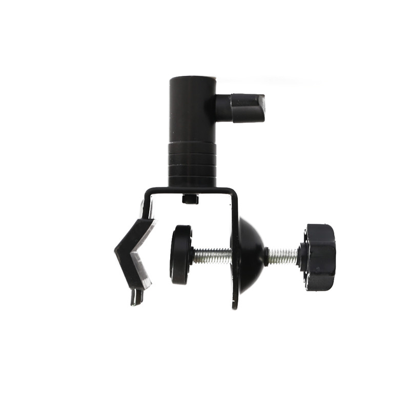 TRUMAGINE 1PCS Photo Studio C Clip U Clamp For light stand 1/4 Screw Head Light Stand Photography Accessories