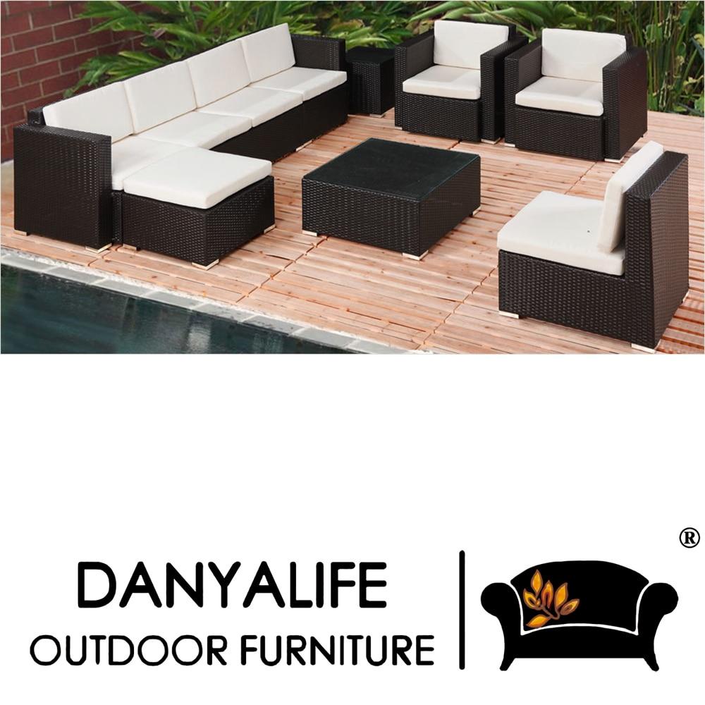 DYSF DA702 Danyalife Luxury Garden Furniture PE Rattan Combination Sofa  Set China  Mainland. Popular Pe Rattan Garden Furniture Buy Cheap Pe Rattan Garden