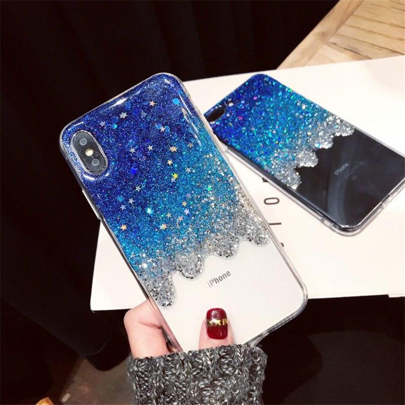 Phone Case For Huawei mate 9 10 lite pro Nova 2 plus 3i Cute 3D Gradient 501156182382